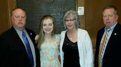 Molly Thompson: 2016 Brian M. McNany Memorial Scholarship Recepient